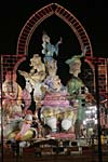 Fallas 2005 in Valencia